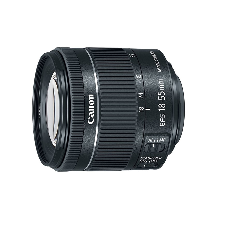 Canon EF-S 18-55mm 1:4-5.6 IS STM Lens