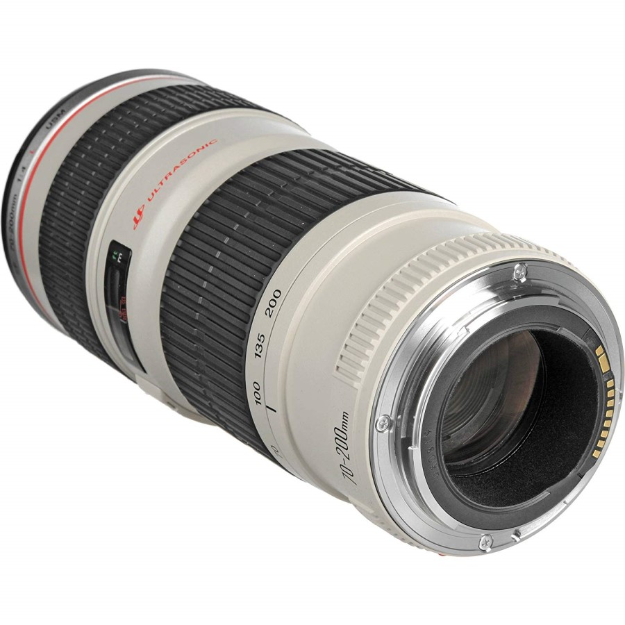 Canon EF 70-200 mm f/4 L USM Telephoto Zoom Lens