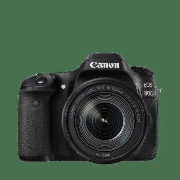 Canon EOS 80D DSLR Camera image 1
