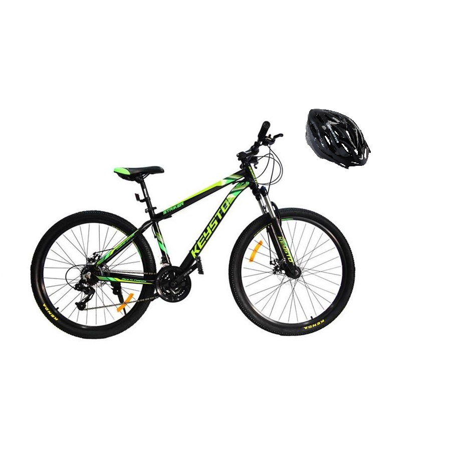 MTB CYCLE with Helmet – 21 Speed