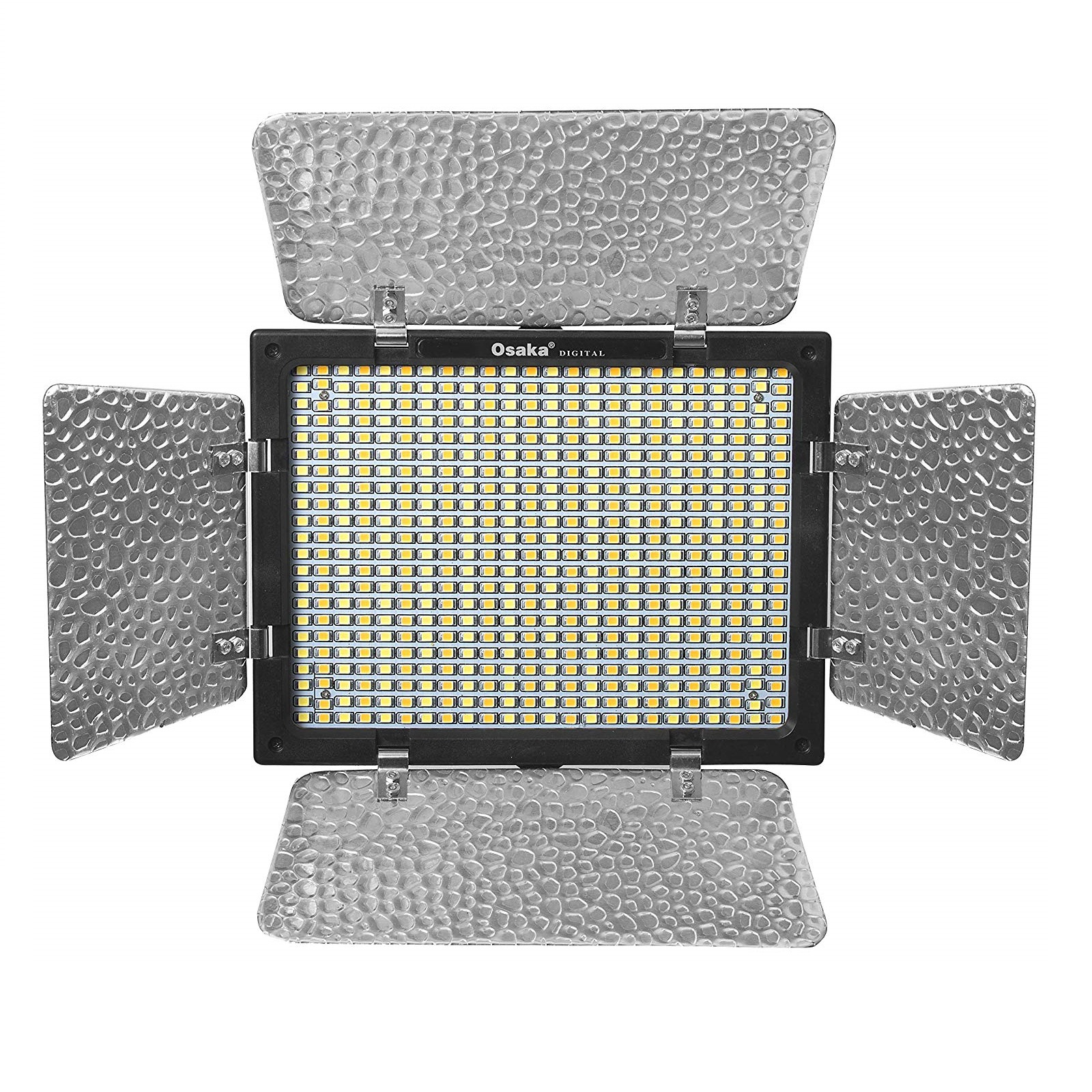 LED Video Light with Battery & Charger