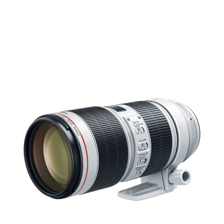 Canon EF 70-200mm F2.8L IS III USM Lens 1