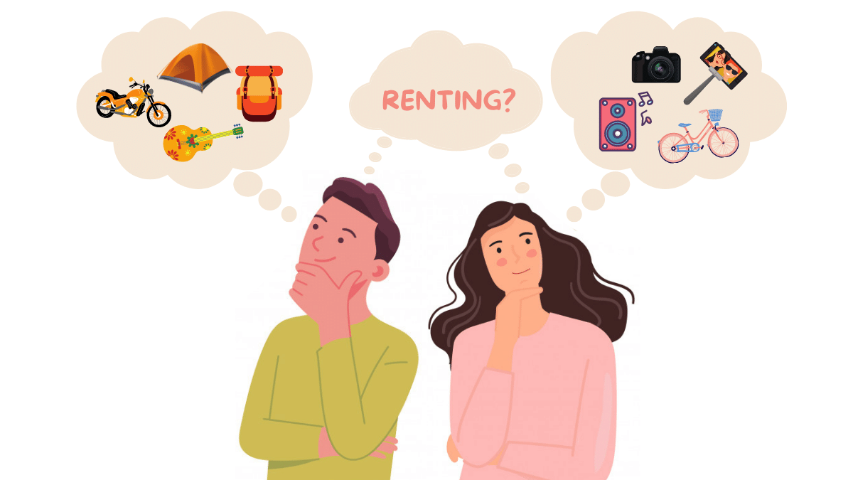 Making renting easier and beneficial than ever before