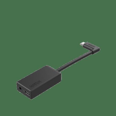 GoPro Pro Mic Adapter + Lapel Mic