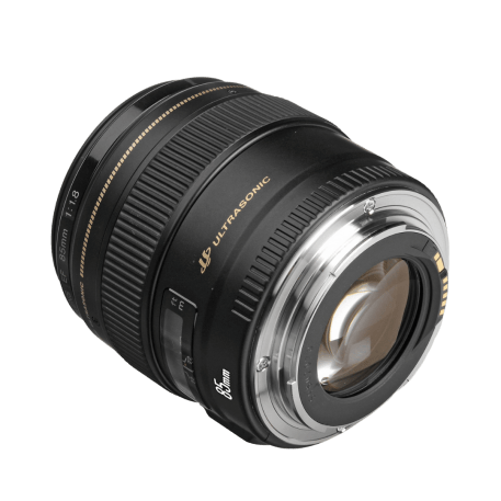 Canon EF 85mm f1.8 USM Lens 1