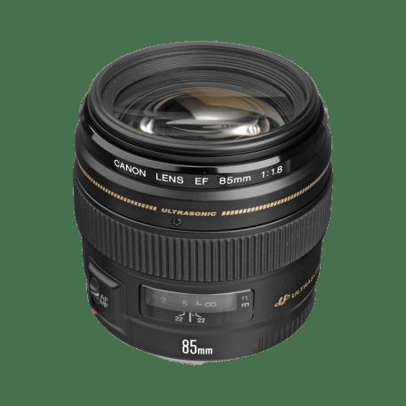Canon EF 85mm f1.8 USM Lens 2