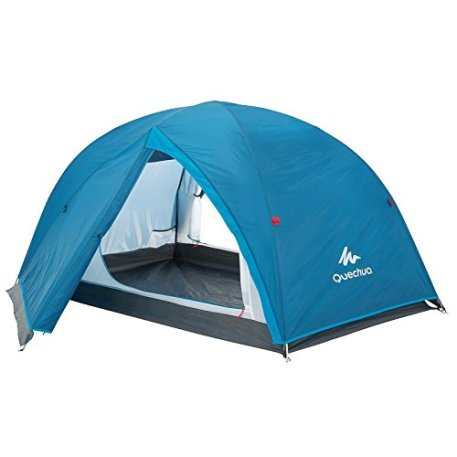 blue camping tent pic1