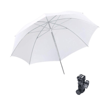 Umbrella with Clamp