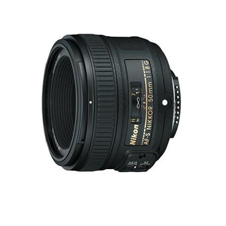 Nikon 50mm Lens Pic1