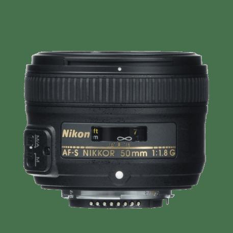 Nikon AF-S Nikkor 50 mm f1.8G Prime Lens for Nikon DSLR Camera2