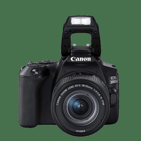 Canon EOS 200D II 2