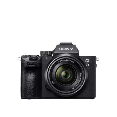 modified dp Sony a7iii 28-70mm
