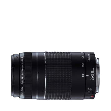 Canon EF 75-300 mm f4-5.6 III Telephoto Zoom Lens for Canon SLR Cameras 1