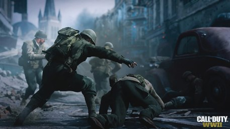 Call of duty WWII_2