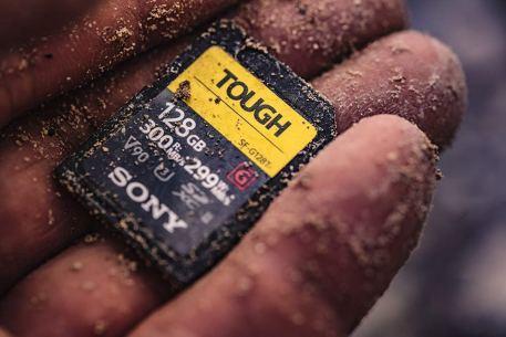 Sony Tough 64gb high speed SD card 10