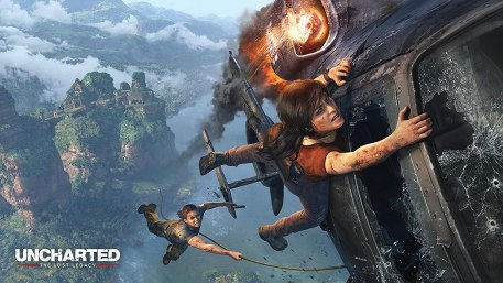 Uncharted The Lost Legacy - PlayStation 4 5