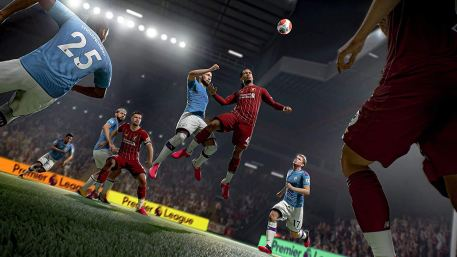 fifa 21 ps4 game disc 3