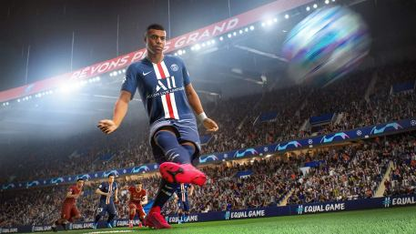 fifa 21 ps4 game disc 5