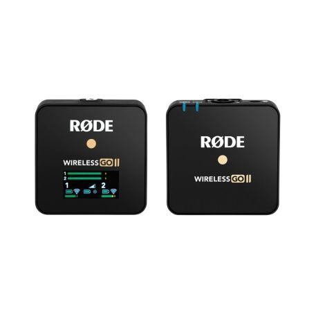 Rode Wireless GO II Dual Channel Wireless Microphone