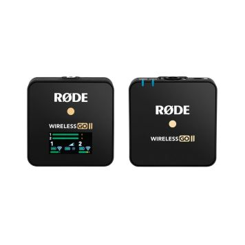 Rode Wireless GO II Dual Channel Wireless Microphone
