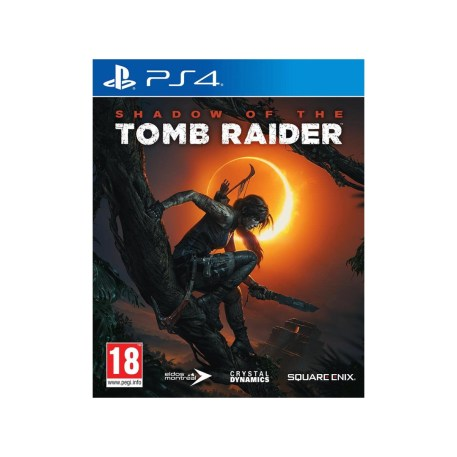 Shadow of the Tomb Raider (PS4)_