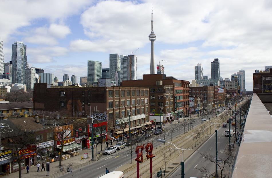 Chinatown Toronto, c. Vik Pahwa, vikpahwa.com