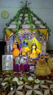 Sri Radha Raman - Lalita Mandir