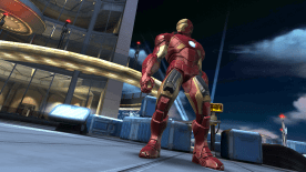 Screenshot: Iron Man, Marvel Contest of Champions
