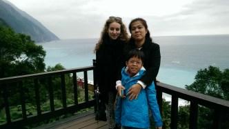my very nice second host family :)