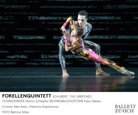Viktorina Kapitonova Forellanquintett at Ballet Zurich Martin Schlaepfer