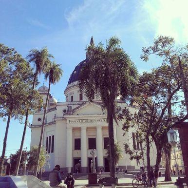 Paseando por Itati: La basilica de nuestra señora de Itati