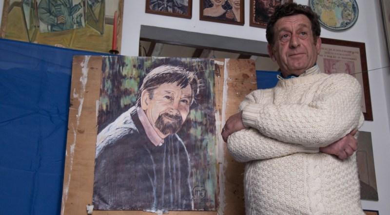 Mateu Ferragut, artista de Andratx