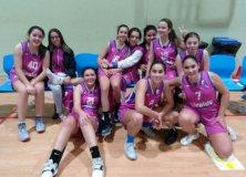 Las cadetes CBV regresan de Marín con victoria