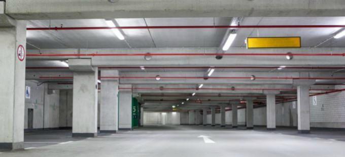 Parkolómegvilágítás