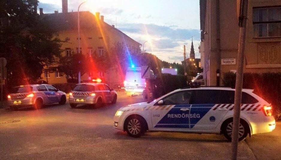 MOST TÖRTÉNT: Rendőröket késeltek bevándorlók Budafokon!