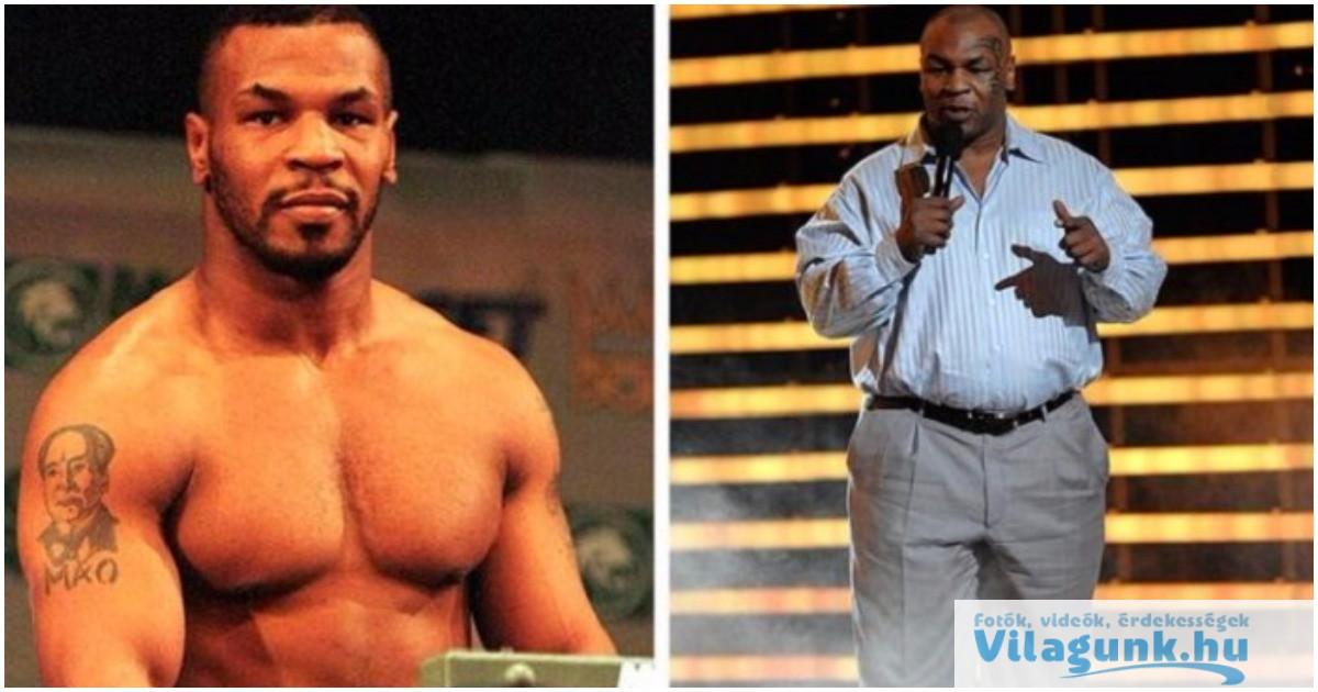 10 híres sportoló, aki napjainkban már nincs formában. Nézd meg milyen kövérek lettek!