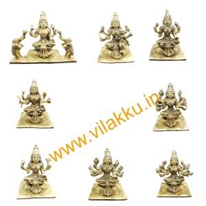 Ashtalakshmi Idol