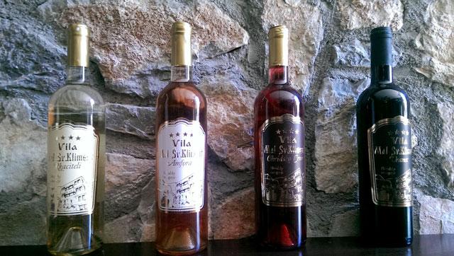 Mal Sveti Kliment Wines
