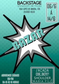 Bazar Backstage Modas