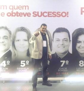 Joacir Borges, Remax Imobi, Vila Nova Conceição.