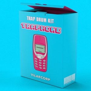 Traphone FREE Trap Drum Kit