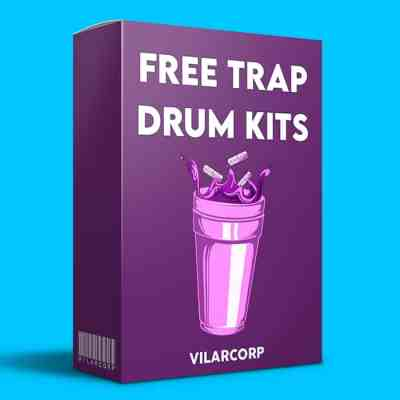 Free Trap Drum Kits by VILARCORP - Download free trap drum kits