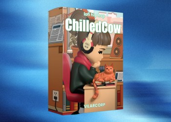 ChilledCow lofi drum kit