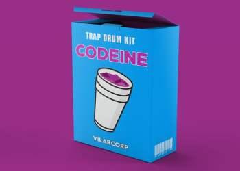Codeine Trap Drum Kit