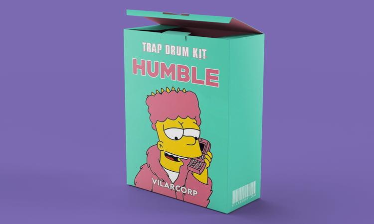 HUMBLE Trap Drum Kit