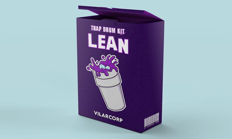 LEAN Trap Drum Kit
