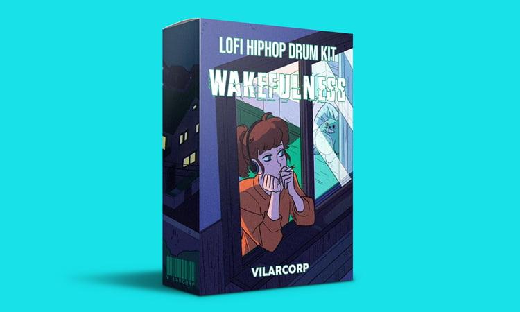 WAKEFULNESS Lofi HipHop Drum Kit