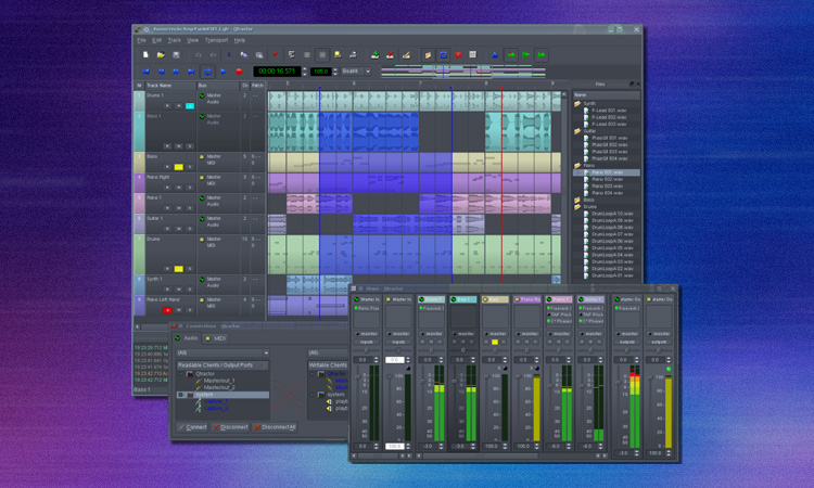 Free Download Qtractor