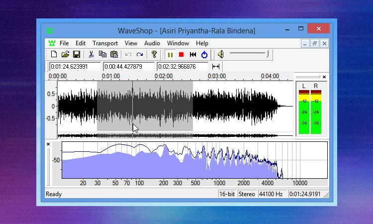 Free Download WaveShop