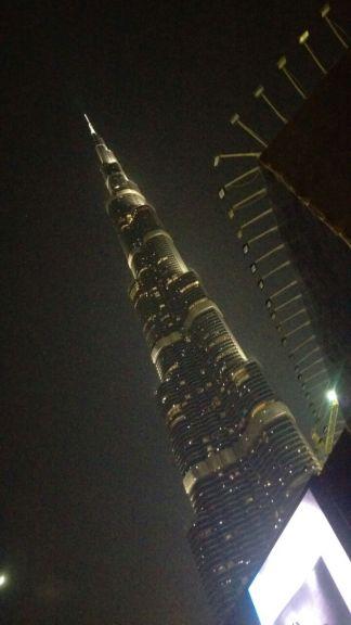 World's Tallest Building - Burj Khalifa